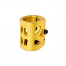 Хомут-B Fox IHC d 31.8, 3 bolt standard sized Золотой