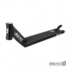 Дека для самоката DISTRICT DK52 Deck 115x520 - Black