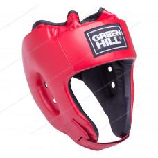 Шлем открытый Green Hill ALFA HGA-4014 к/з Red