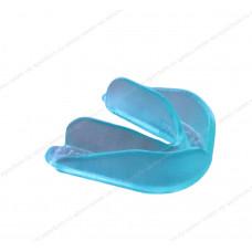 Капа 1-челюстная прозрачная в пакете