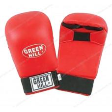 Накладки на кисть Green Hill COBRA KMС-6083 к/з Red