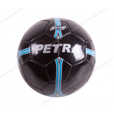 Мяч футбольный Petra FB-2 Black