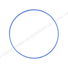 Обруч пластиковый для гимнастики 60см d-18 Blue