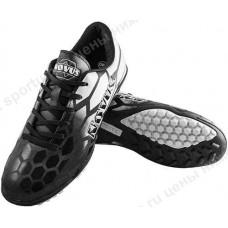 Бутсы футбольные детские Novus, NSB-21 TURF Black