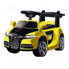 Электромобиль BARTY ZP-V001 (Bugatti) Yellow