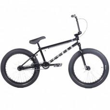 """BMX Велосипед Cult Access A 20"""" 2021 (черный)"""