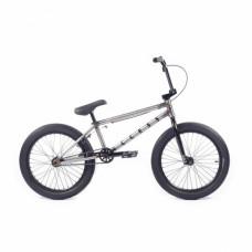 """BMX Велосипед Cult Access B 20"""" 2021 (некрашеный / черный)"""