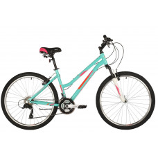 """Велосипед FOXX 26"""" BIANKA зеленый, алюминий, размер 15"""""""