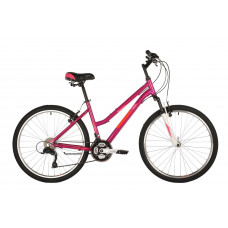 "Велосипед FOXX 26"" BIANKA розовый, алюминий, размер 15"""