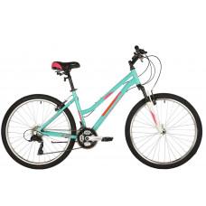 """Велосипед FOXX 26"""" BIANKA зеленый, алюминий, размер 17"""""""