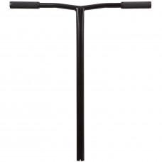 Руль для трюкового самоката, вид5, р-р ш60*в70 см, ø34.9 мм, SCS, сталь, чёрный
