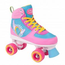 Ролики-квады HUDORA Skate Wonders, р-р 35-36