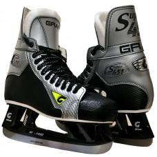 Коньки хоккейные Graf SUPER 451, COBRA 2000 R