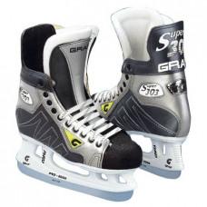 Коньки хоккейные Graf SUPRA 303 OS, COBRA 2000 D