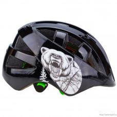Шлем детский  Vinca Sport IN-MOLD VSH 8 Bear р-р S(48-52см)