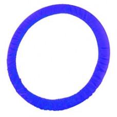 Чехол для обруча кольцо, диам.900, цвет василек (арт 3894)