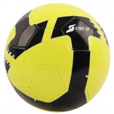 Мяч футбольный для отдыха Start Up E5лайм/чёрн р5