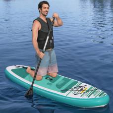 Доска для SUP SERF Bestway HuaKa'i 65346 р305х84х(весло, насос, рюкзак) до 130кг