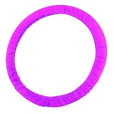 Чехол для обруча кольцо, диам.900, цвет  фиолетовый (арт 3894)