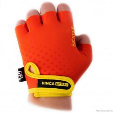 Перчатки велосипедные детские Vinca VG 969 Skater