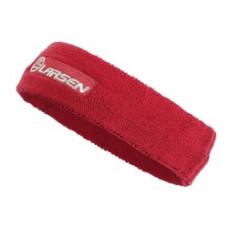 Повязка на голову Larsen красный N/S