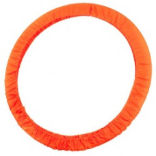 Чехол для обруча кольцо, диам.900, цвет  оранжевый (арт 3894)