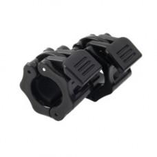 Быстрый замок для грифа 30мм NT089R ABS пластик (пара)