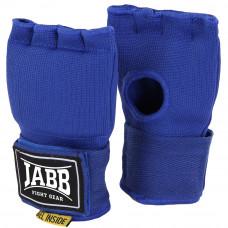 Накладки под перчатки с гелем Jabb JE-30синий