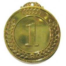 Медаль классическая (5027) золото 50мм (9973)