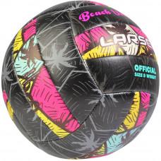 Мяч волейбольный Larsen Beach Volleyball Black/Pink