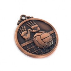 Медаль волейбол (28) бронза 50мм (1989)