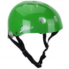 Шлем роликовый Start Up Strike (M 54-57) зеленый