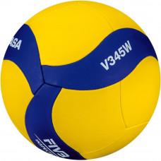 Мяч волейбольный Mikasa V345W