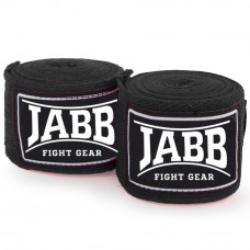 Бинты бокс. х/б Jabb JE-3030 черный 3,5м