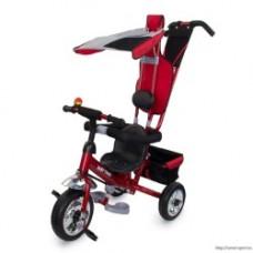 Велосипед трехколесный с толкателем 5173A