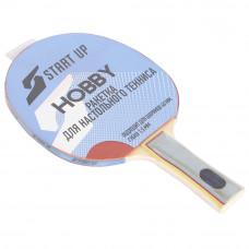 ракетка для н/т Start Up Hobby 0Star (9850) (прямая ручка)