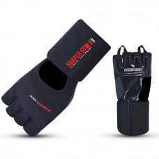 Перчатки для фитнеса Larsen black