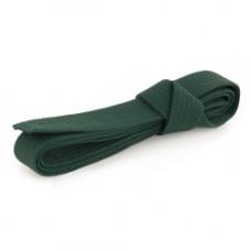 Пояс для кимоно JE-2783 зеленый