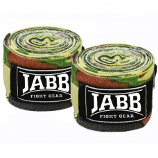 Бинты бокс. х/б Jabb JE-3030 камуфляж 3,5м