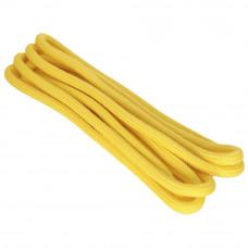 Скакалка для х/г AS4 ПП d3м жёлтая