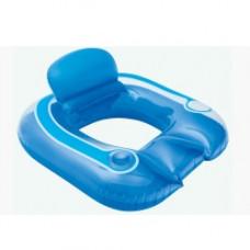 Надувное сиденье со спинкой Bestway 43097 102х94см