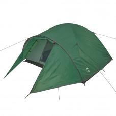 Палатка 3-х местная JUNGLE CAMP Vermont 3 зеленый