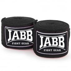 Бинты бокс. х/б Jabb JE-3030 черный 4,5м
