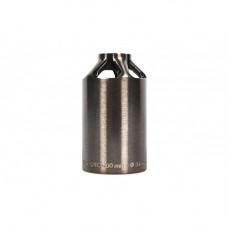 Пега ETHIC steel pegs 60 mm - transparent black