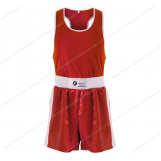 Форма боксерская Rusco BS-101 Red для взрослых
