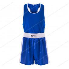 Форма боксерская Rusco BS-101 Blue для взрослых