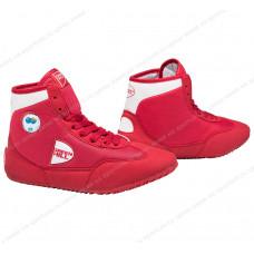 Обувь для борьбы Green Hill GWB-3052/GWB-3055 Red/White