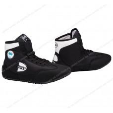 Обувь для борьбы Green Hill GWB-3052/GWB-3055 Black/White