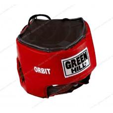 Шлем открытый Green Hill ORBIT HGO-4030 детский к/з Red