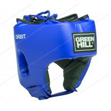 Шлем открытый Green Hill ORBIT HGO-4030 детский к/з Blue